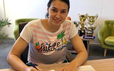 Oficial. Cristina Neagu și-a prelungit contractul cu CSM București