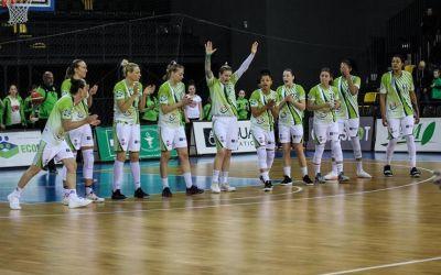 Sepsi este din nou campioana României la baschet feminin