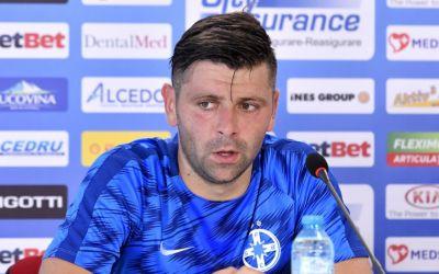 Raul Rusescu și-a reziliat contractul cu FCSB