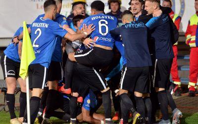 Viitorul câștigă pentru prima oară Cupa României
