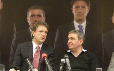 Gică Popescu va fi noul președinte al Viitorului