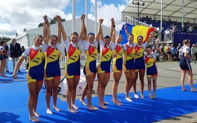 Șase medalii pentru România la Campionatele Europene de la Lucerna