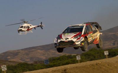 WRC: Ott Tanak a câștigat Raliul Portugaliei și a relansat lupta la titlu