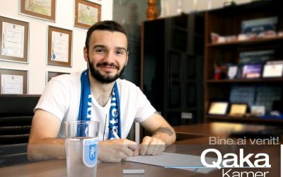CSU Craiova a făcut primul transfer: Kamer Qaka