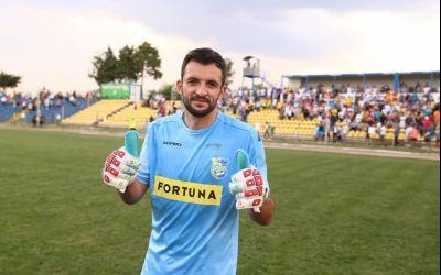 Cătălin Straton a semnat cu Dinamo