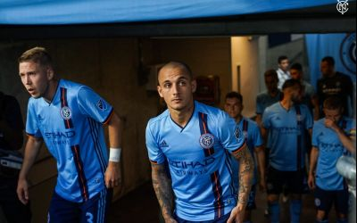 VIDEO / Mitriță a marcat din nou pentru New York City FC