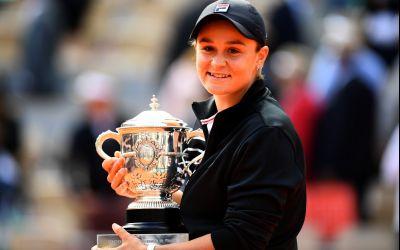 Ashleigh Barty, campioană la Roland Garros