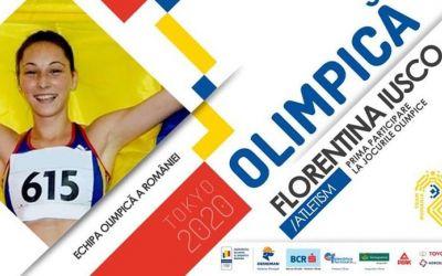Florentina Marincu Iuşco s-a calificat la Jocurile Olimpice de la Tokyo