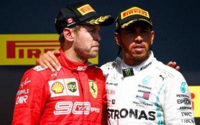 Cursă cu scandal la Montreal ! Vettel a trecut primul linia de sosire, Hamilton desemnat câștigător