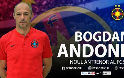 FCSB: Bogdan Andone a anunțat căpitanii echipei