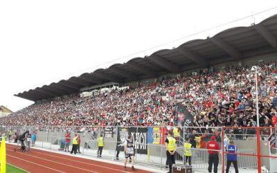VIDEO / Hermannstadt rămâne în Liga 1. U Cluj ratează promovarea la împlinirea a 100 de ani