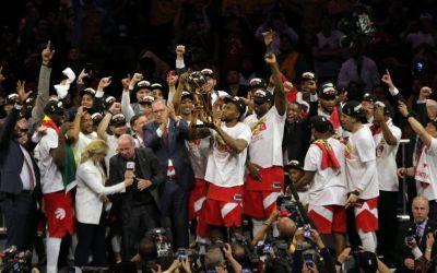 Toronto Raptors, campioană în premieră în NBA