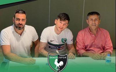 Săpunaru a semnat cu Denizlispor