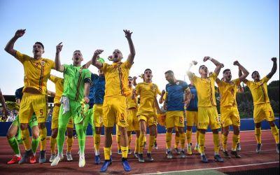 Speranțe confirmate: Naționala de tineret a României a debutat cu victorie la Euro