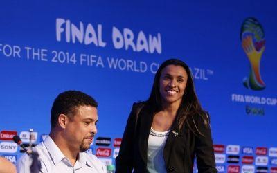 Fotbalista Marta, record de goluri la Cupa Mondială