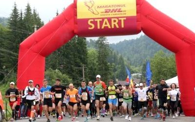 A 10-a ediție a DHL Carpathian Marathon este SOLD OUT!