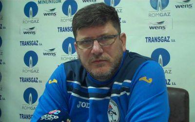 Cristi Pustai, noul antrenor al Dunării Călărași