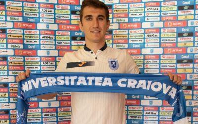 Liga 1: Vătăjelu a revenit la Craiova