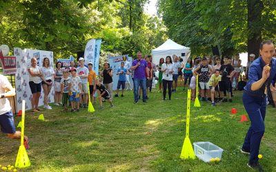 """""""Noua oră de sport""""! COSR a prezentat la Cluj un proiect pilot pentru ora de educație fizică în școli"""