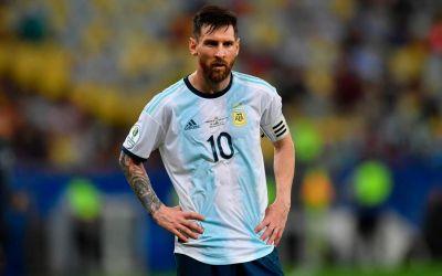 """Messi, """"Leo în cușcă"""" la națională"""