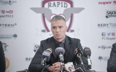 Daniel Pancu, purtat pe brațe sau alungat pe șine? Marea provocare pentru legenda rapidistă, revenirea în prima ligă