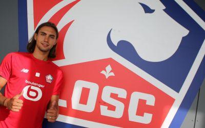 Virgiliu Postolachi a semnat cu OSC Lille