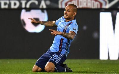 VIDEO/ Alexandru Mitriță aduce victoria pentru New York City în minutele de final