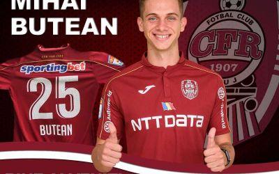 Liga 1: Mihai Butean a semnat cu CFR Cluj, Astra l-a adus pe Paul Copaci