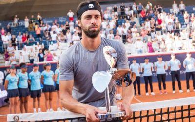 Nikoloz Basilaşvili și-a apărat titlul la Hamburg, Albert Ramos, campion la Gstaad