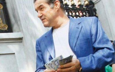 Shut up and take the money sau ce ar trebui să facă de fapt finanțatorul lui FCSB