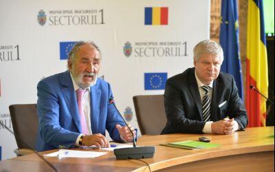 Federația Română de Tenis reface Baza Doherty cu banii Primăriei Sectorului 1