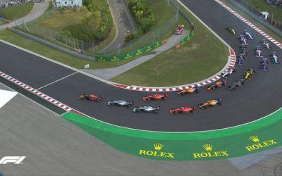 Hamilton, câștigător pe circuitul de la Hungaroring