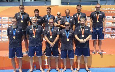 Politehnica Cluj, aur la Campionatul Mondial Masters de polo
