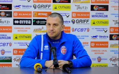 Antrenorul Costel Enache, motiv de scandal între FCSB și Hermannstadt