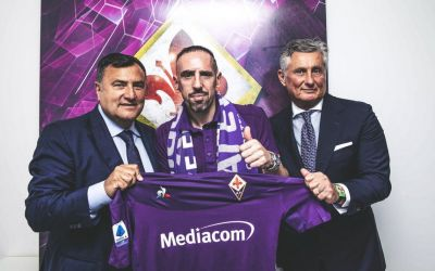 Ribery va juca la Fiorentina