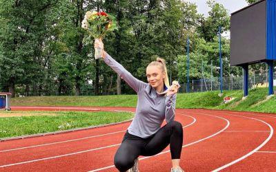 Marina Baboi, două medalii de aur și una de argint la evenimente în Cehia