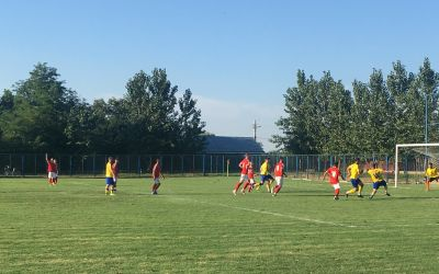 Reportaj / Incursiune în liga a IV-a, la Ciocănești. Cum se trăiește fotbalul dinspre ostrov