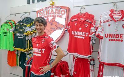 Diego Fabbrini a semnat cu Dinamo
