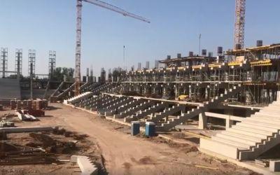 Compania Naţională de Investiţii anunță în ce stadiu sunt lucrările la stadioanele Steaua, Rapid și Arcul de Triumf