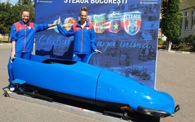 CSA Steaua investește într-o secție de bob