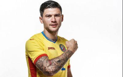 Săpunaru și-a anunțat retragerea de la echipa națională