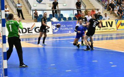 Liga Florilor: HC Zalău pierde halucinant la Craiova, deși a condus la 5 goluri