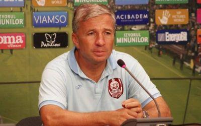Dan Petrescu a anunțat lotul pentru grupele Europa League. Nume importante lăsate pe dinafară