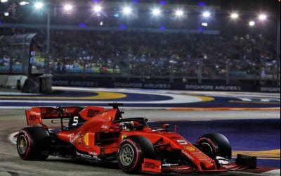 Formula 1: Vettel, la prima victorie în 2019