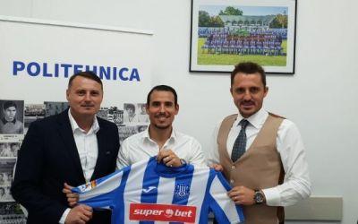 Gai Assulin, trecut pe la Barcelona și Manchester City, va juca în Liga 1