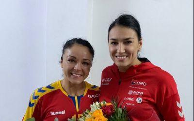 Valentina Ardean Elisei, definiția ambiției. Ce a însemnat jucătoarea pentru echipa națională