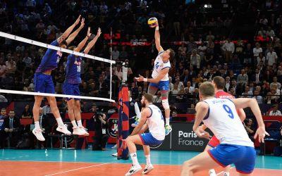 Serbia-Slovenia, finala istorică de la Campionatul European de volei masculin