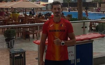 Narcis Mihăilă, locul 10 în proba de 50 km marș la Mondialele de la Doha