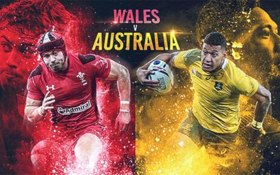 Dragonii au anihilat wallabies, iar Georgia a învins Uruguay, la Cupa Mondială de rugby