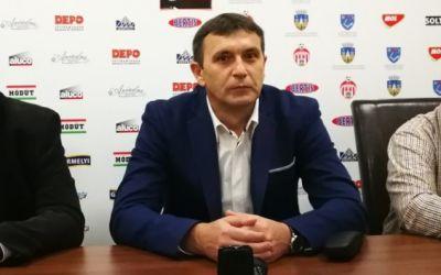 Eugen Neagoes este noul antrenor al lui Hermannstadt
